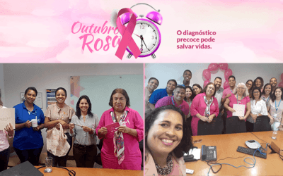 Outubro Rosa – É tempo de conscientizar.